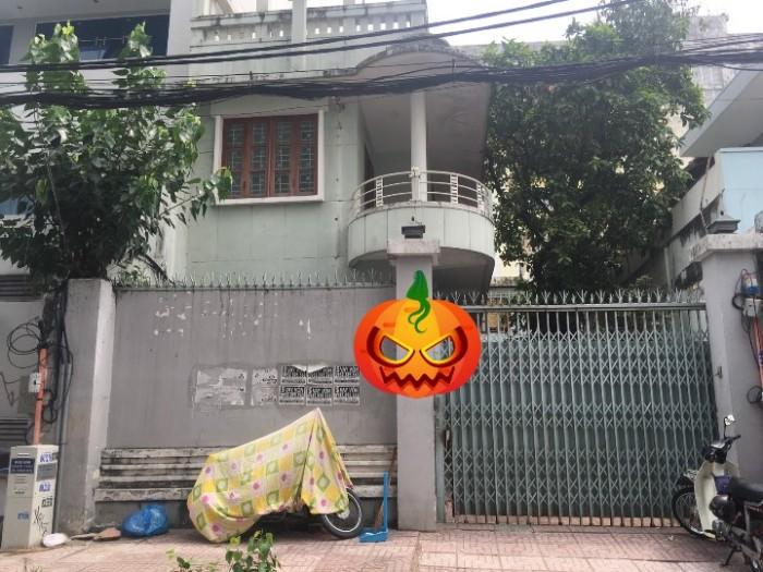Cho thuê nhà ngang khiếp 8x20m MT Đặng Dung, P.Tân Định, Q.1 giá 90tr