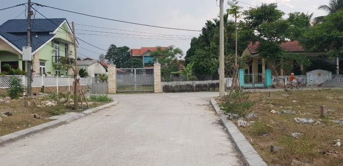 99m2(6x16,6) đất nền KQH Nguyễn Khoa Chiêm,Huế