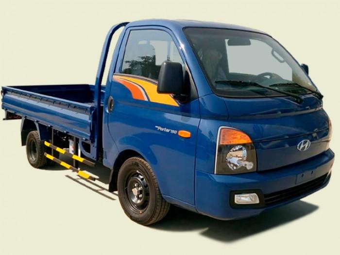 Xe tải Hyundai Porter H150 1T5 thùng lửng