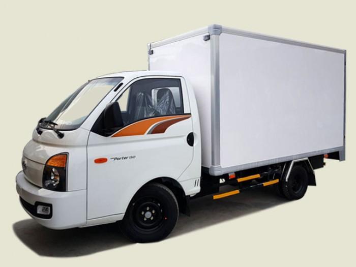 Xe tải Hyundai 1T49 thùng bảo ôn - Porter 150
