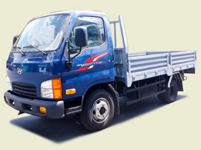 Xe tải Hyundai 2T4 thùng lửng - New Mighty N250
