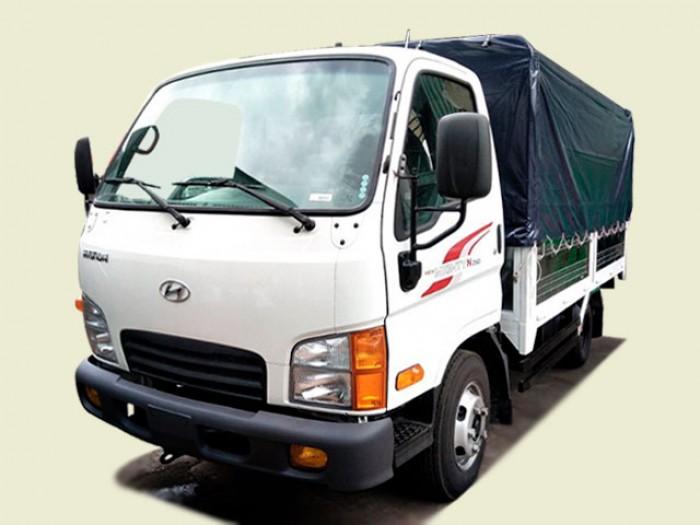 Xe tải Hyundai 2T3 thùng mui bạt - New Mighty N250