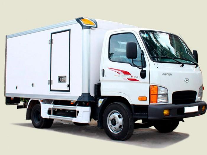Xe tải Hyundai 1T9 thùng bảo ôn - New Mighty N250