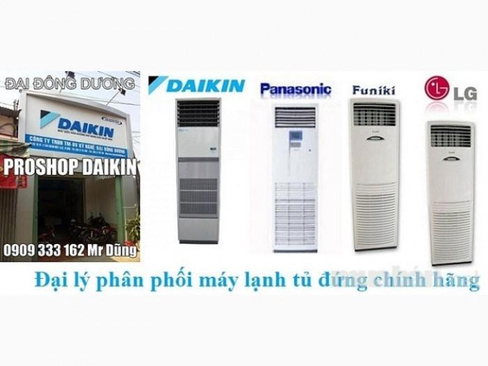 Nhà Phân Phối Máy Lạnh Tủ Đứng - Giấu Trần Chính Hãng Daikin - Hàng Nhập Khẩu Mới 100%0