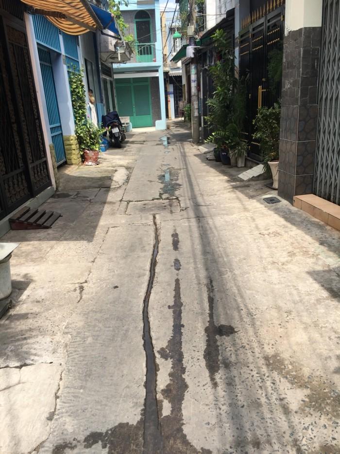 Bán nhà hẻm 84/64 Tân Sơn Nhì, 4m x 10m