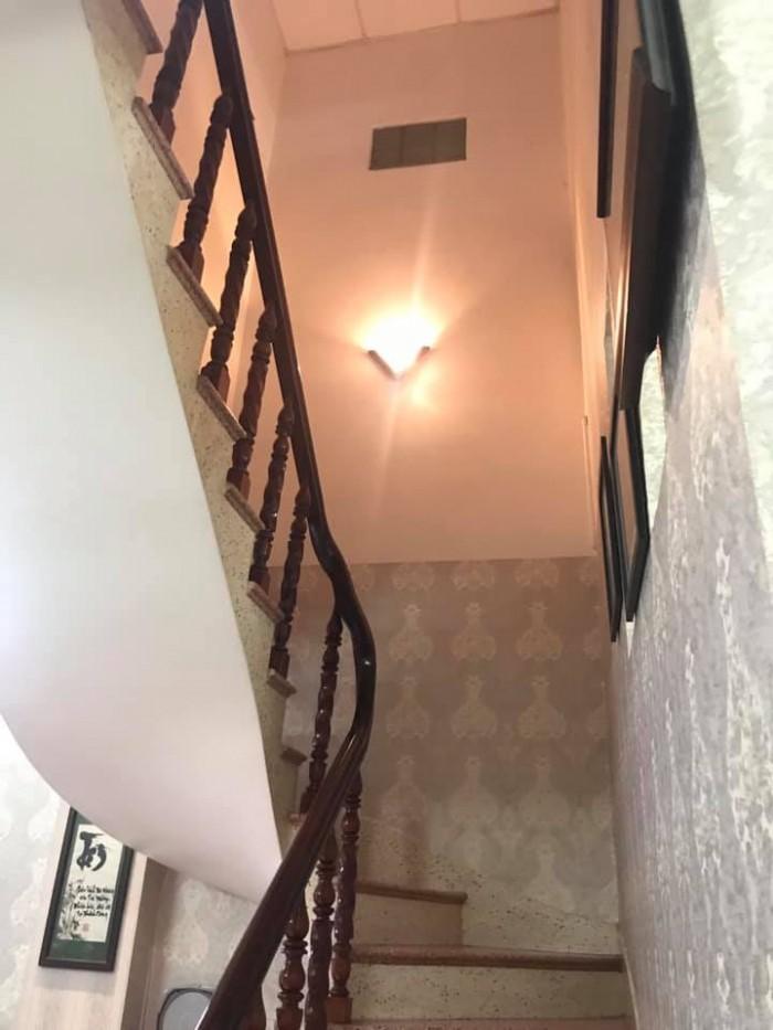 Bán nhà Hòa Hưng Quận 10 5 tầng 28m2