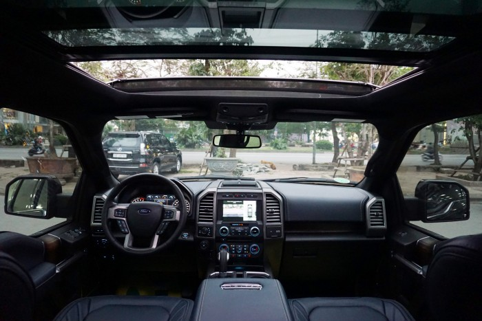 Ford F150 Limidted Màu Đen Full options Model 2019 Mới nhất Vn 30