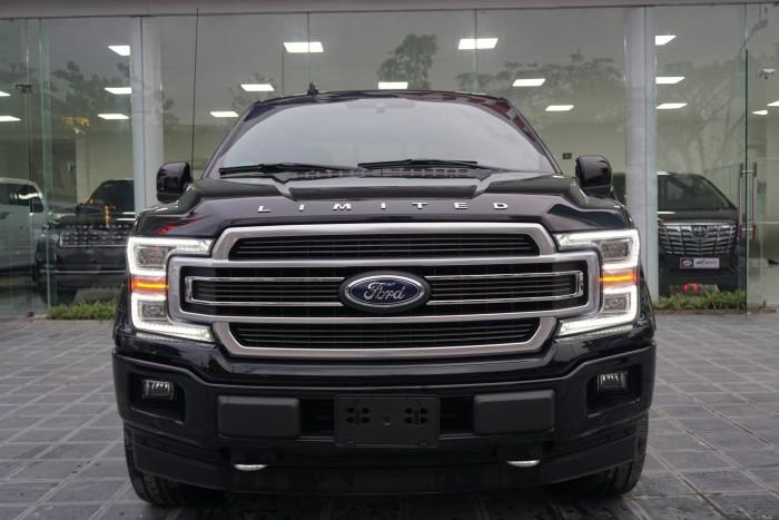 Ford F150 Limidted Màu Đen Full options Model 2019 Mới nhất Vn 10
