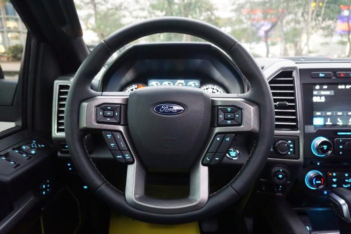 Ford F150 Limidted Màu Đen Full options Model 2019 Mới nhất Vn 18