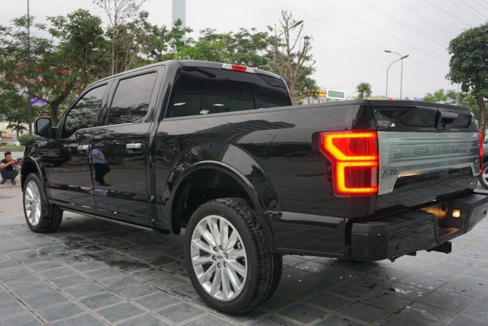 Ford F150 Limidted Màu Đen Full options Model 2019 Mới nhất Vn 13