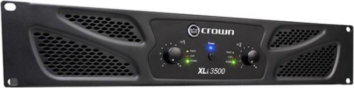 Cục đẩy Crown XLi -3500 thiết kế đẹp, cứng cáp, sang trọng4