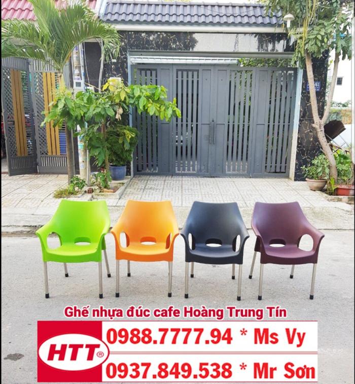 Ghế nhựa cafe kim ngọc HTT18