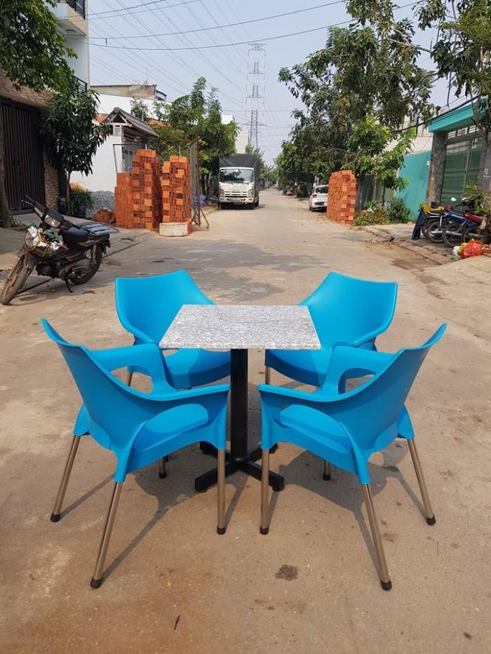 Ghế nhựa cafe kim ngọc HTT11