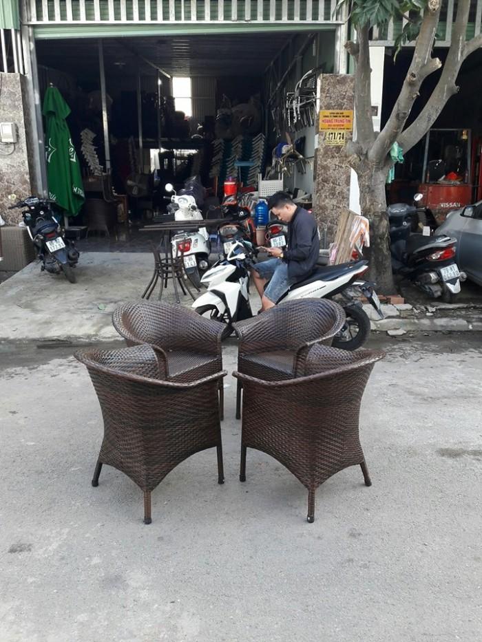 Ghế nhựa cafe kim ngọc HTT4