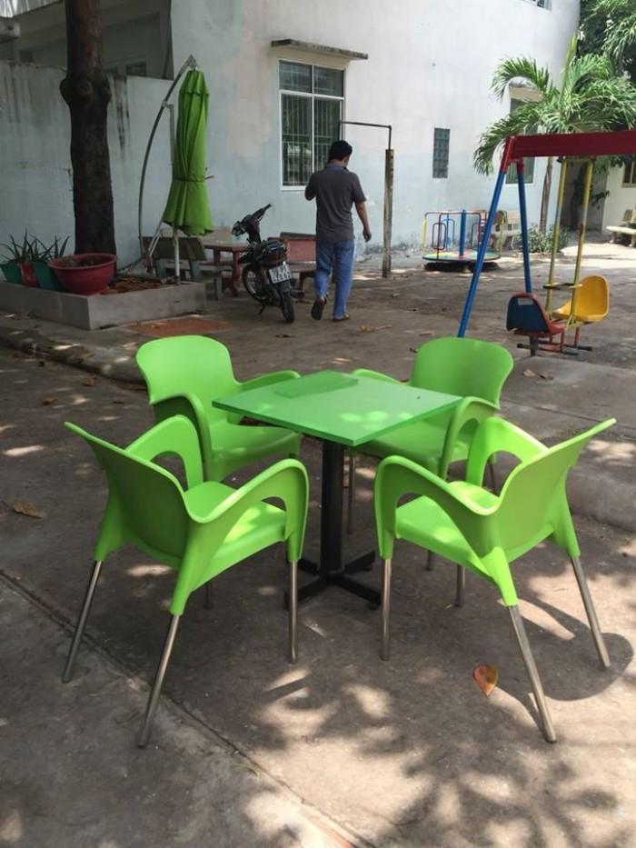 Bàn Ghế Mây Cafe Cao Cấp Tại Sài Gòn14