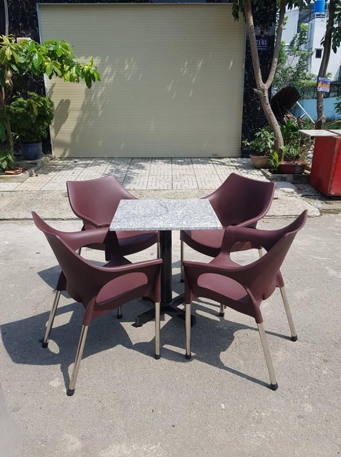 Bàn ghế mây cafe trực tiếp sản xuất14