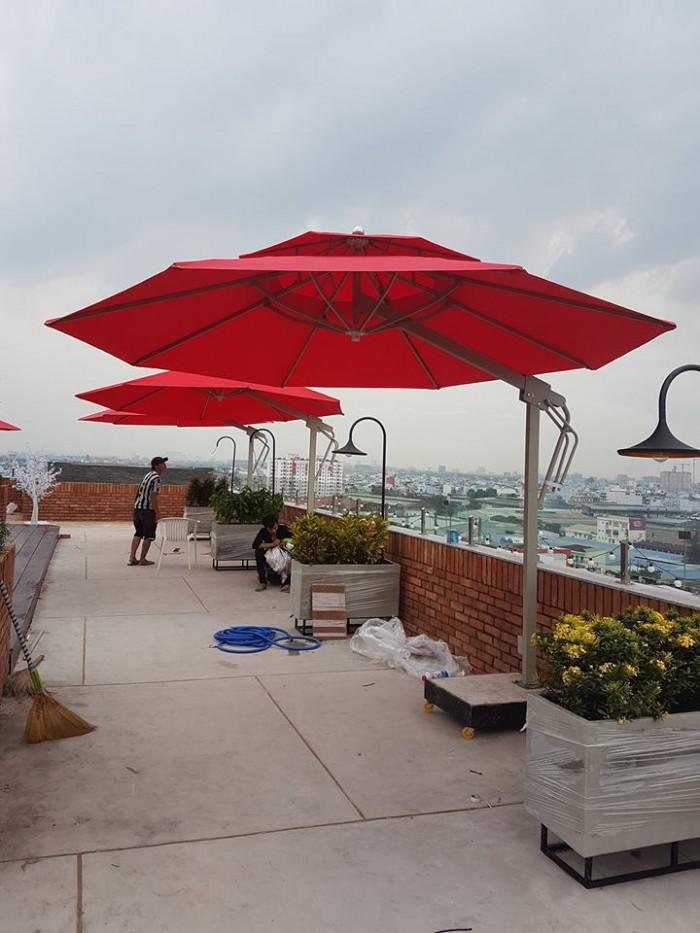 Bàn ghế mây cafe trực tiếp sản xuất5