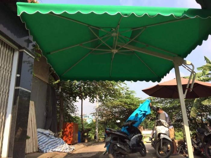 Bàn ghế mây cafe trực tiếp sản xuất1