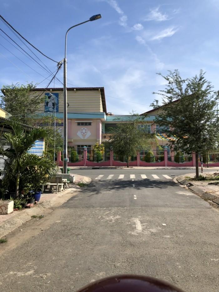 Bán đất khu TĐC Tân Túc-Bùi Thanh Khiết