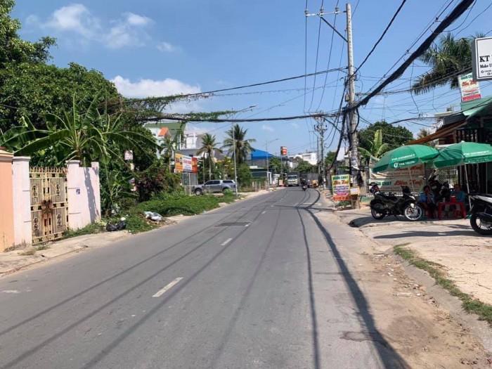 Bán nền hẻm 124 Mậu Thân Nối Dài cách đường Nguyễn Đệ 50m,