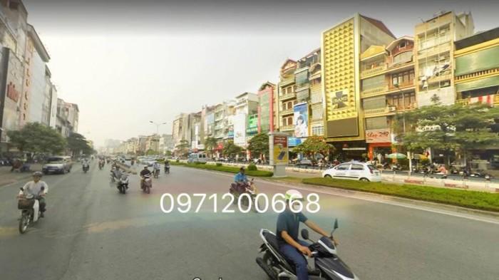 Bán tòa nhà văn phòng 2 mặt phố Xã Đàn 130m2 8 tầng, mặt tiền 6m 65 tỷ TL