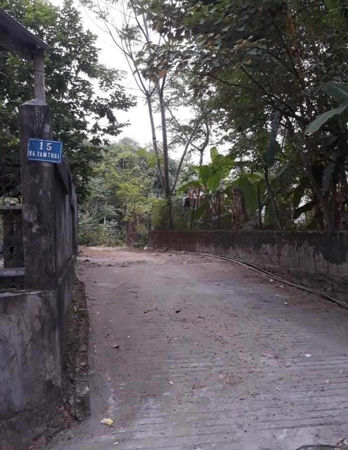 Cần bán đất kiệt 6 Tam Thai , 100% đất ở giá rẻ , An Tây