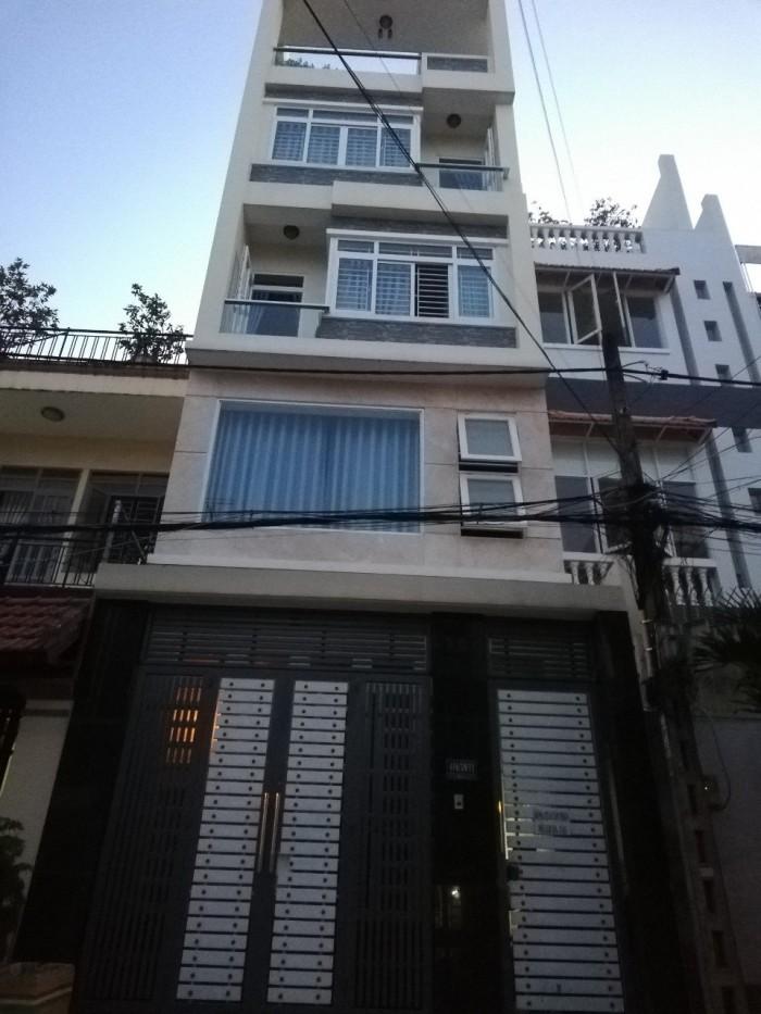Chỉ 7 tỷ sở hữu ngay nhà mới đẹp (100%) 3 LẦU Đường Nơ Trang Long Q.BT