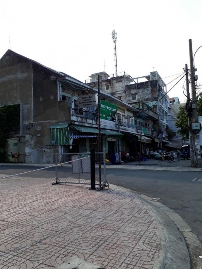 MT Ngô Nhân Tịnh (4x18)1 lầu sát MT đường Tháp Mười