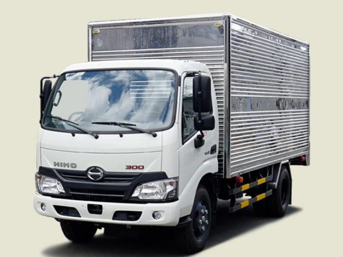 Xe tải Hino 1T8 thùng kín - XZU650L 0