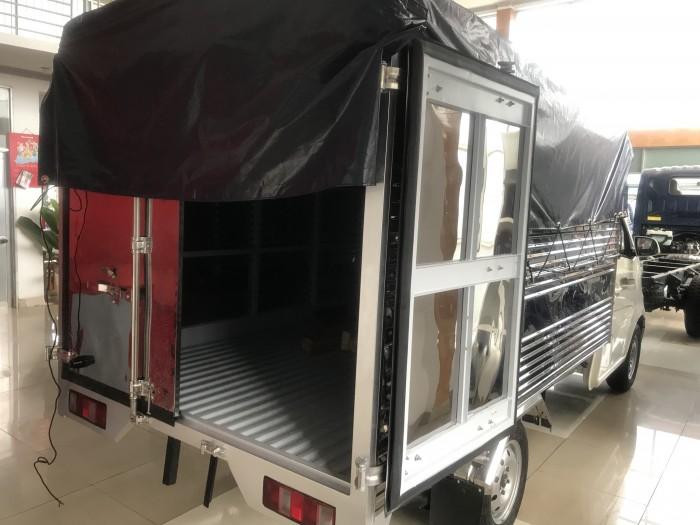 Xe tải tera100 thùng mui bạt