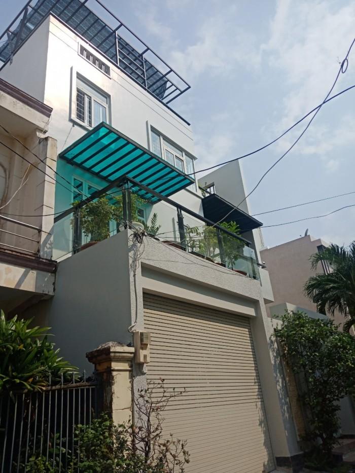 Bán nhà nằm ngay MT Lê Quang Định, P11, Q. BT, DT: 3.6 x 20m, 1lầu