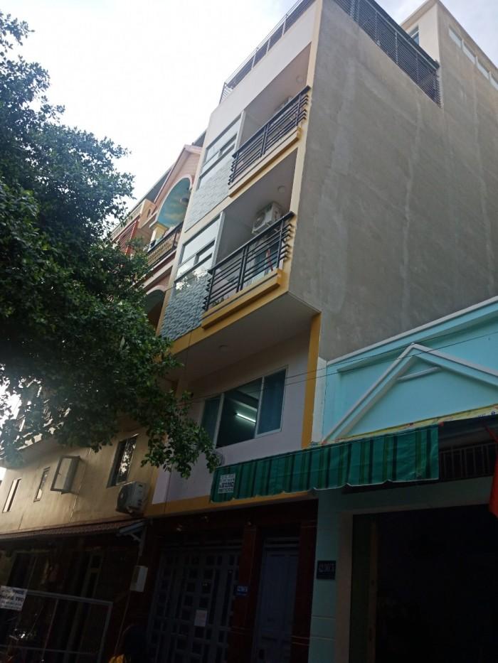 Bán nhà HXH 6m Đường Lê Quang Định Q.BT  5x26m tiện xây mới