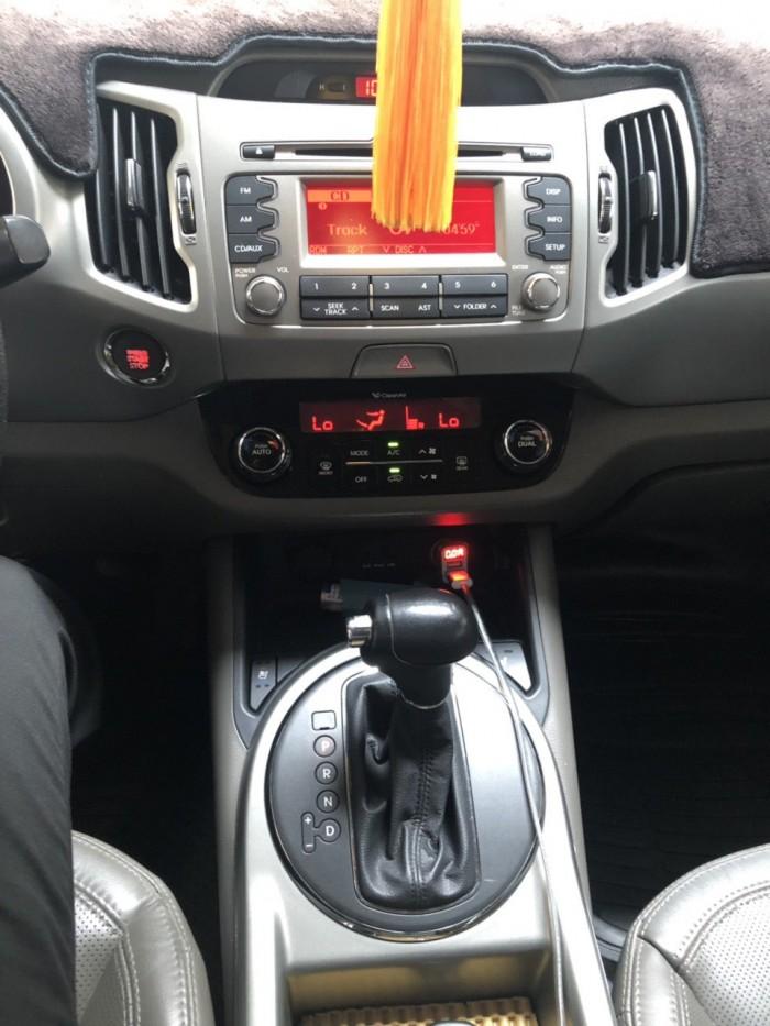 Kia Sportage sản xuất năm 2013 Số tự động Động cơ Xăng