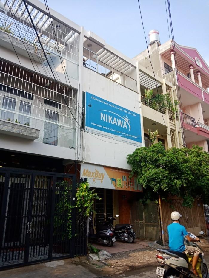 Bán Nhà HXH 8m Lê Quang Định P.11 DT 3.6x22m 1T,2L Giá: 9.5 Tỷ còn TL.