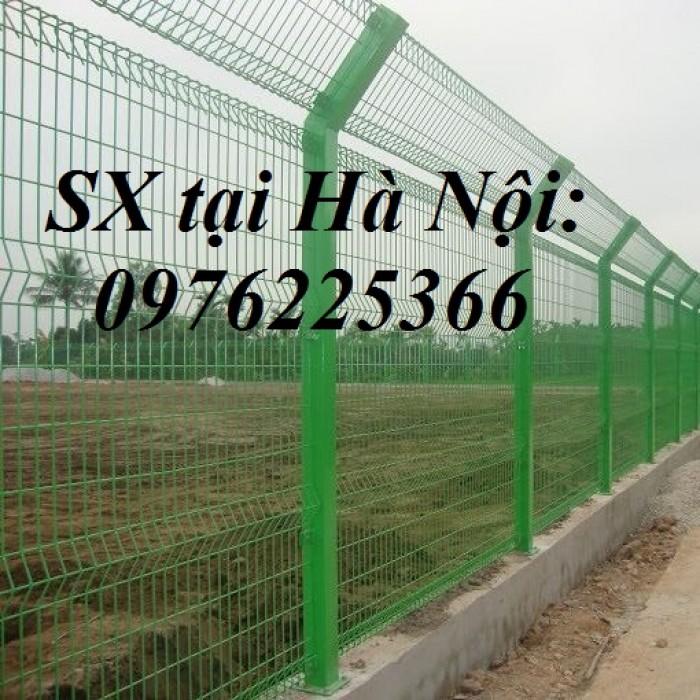 Hàng rào lưới thép hàn0