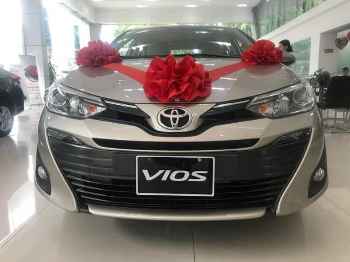 Toyota Vios G full option 2019 hoàn toàn mới, giá tốt nhất thị trường