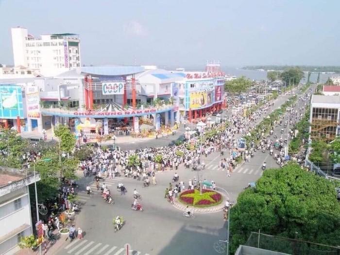 Vĩnh Long New Town Đất nền sổ đỏ trung tâm Tp Vĩnh Long