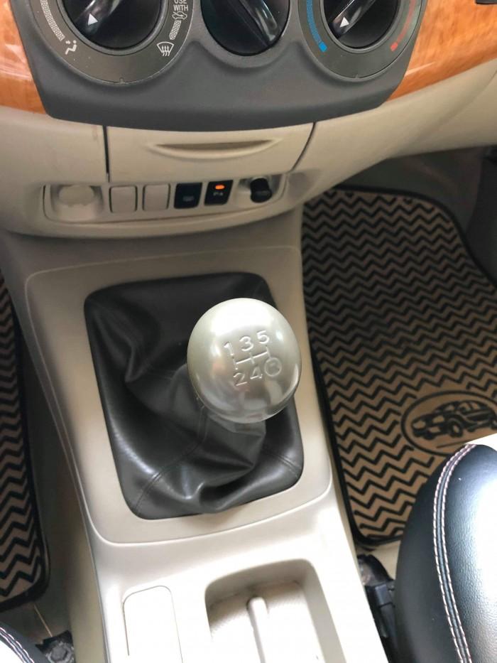 Cần bán xe innova 2009 số sàn