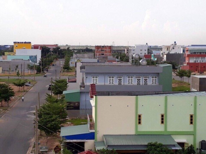 Đất nền đường Nguyễn Hữu Trí Bình Chánh SHR