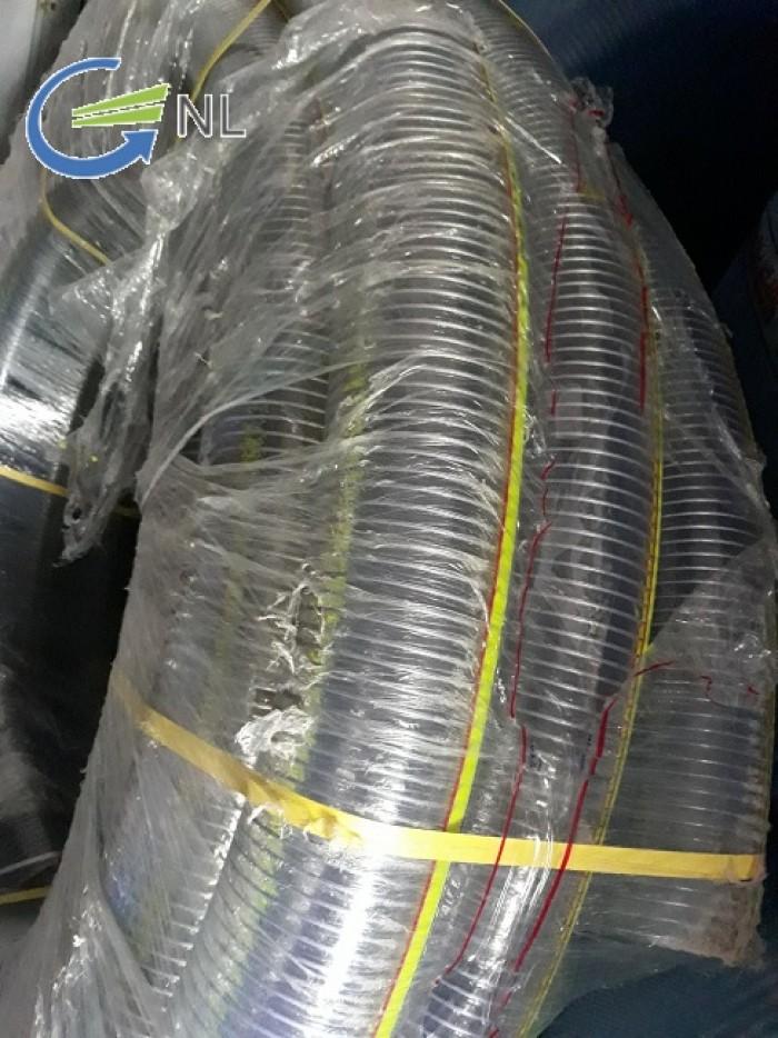 Ống nhựa mềm lõi thép 11010