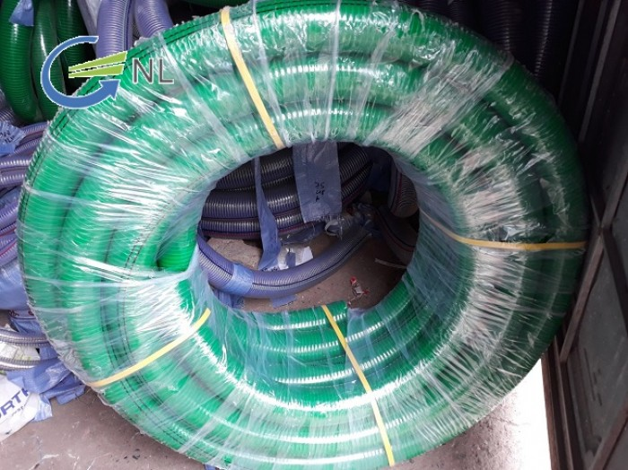 Ống nhựa mềm lõi thép 110
