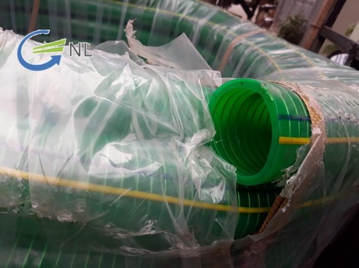 Ống nhựa mềm lõi thép 9019
