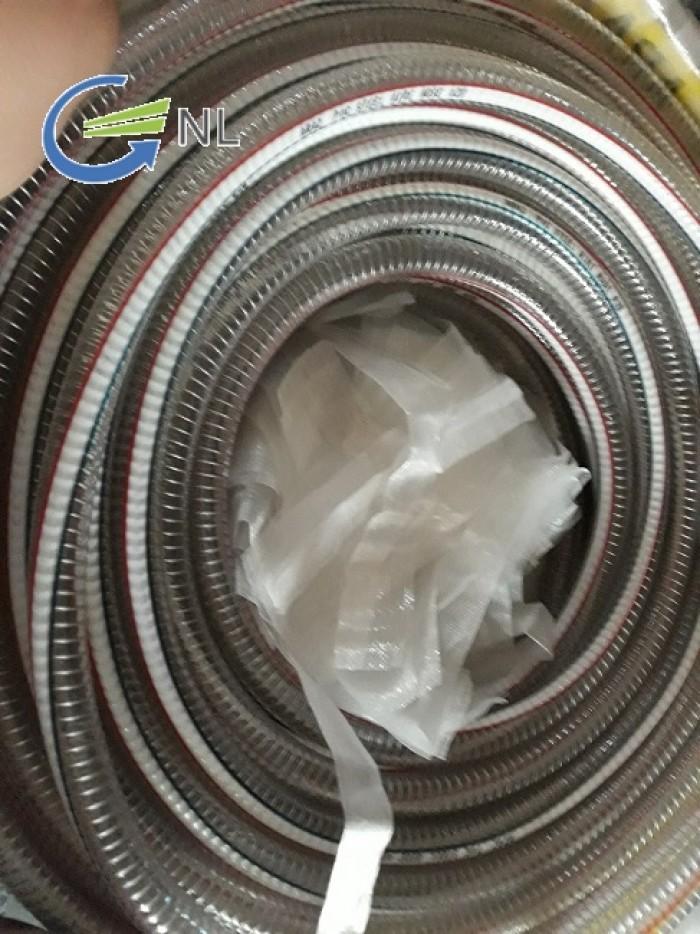 Ống nhựa mềm lõi thép 9012
