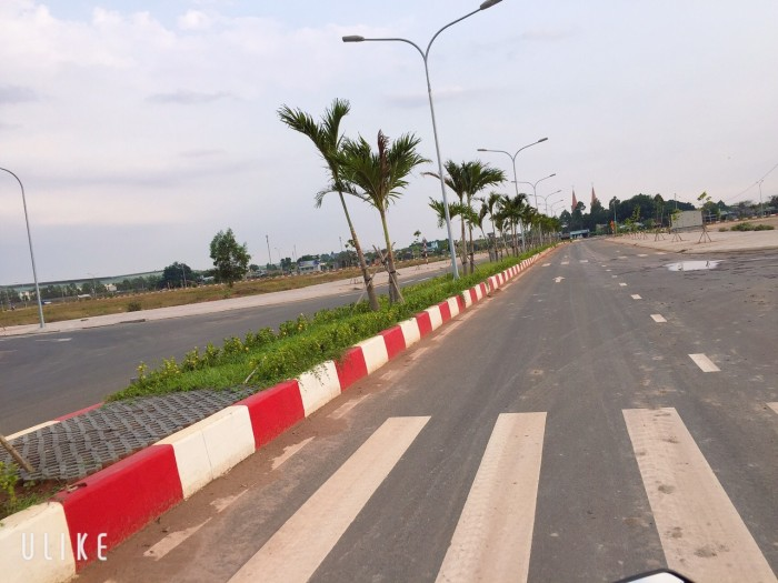 Bán đất ngay chợ mới Trảng Bom, đã có sổ hồng riêng, thổ cư, dự án 1/500