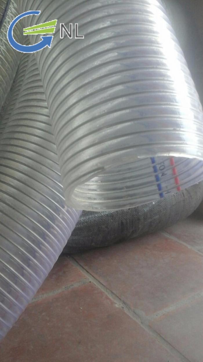 Ống nhựa mềm lõi thép 607