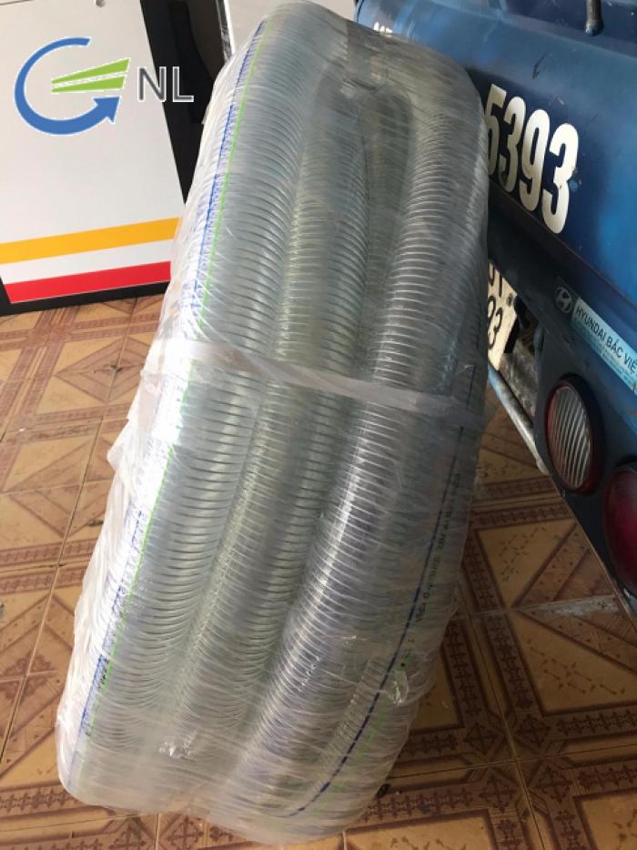 Ống nhựa mềm lõi thép 601