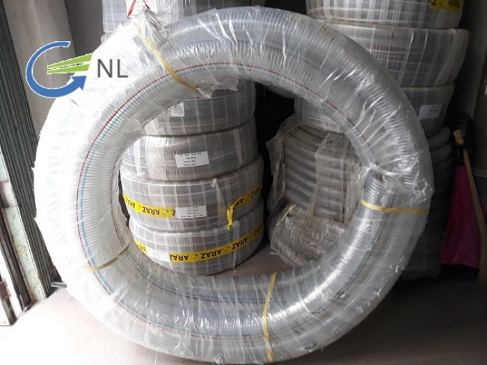 Ống nhựa mềm lõi thép 5019