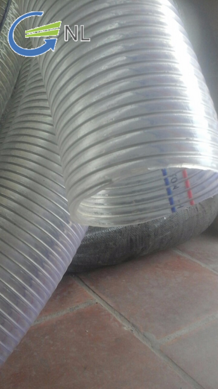 Ống nhựa mềm lõi thép 507