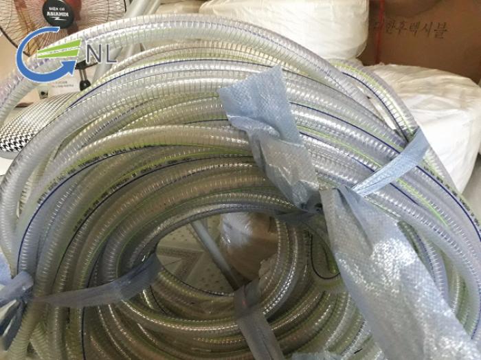 Ống nhựa mềm lõi thép 340