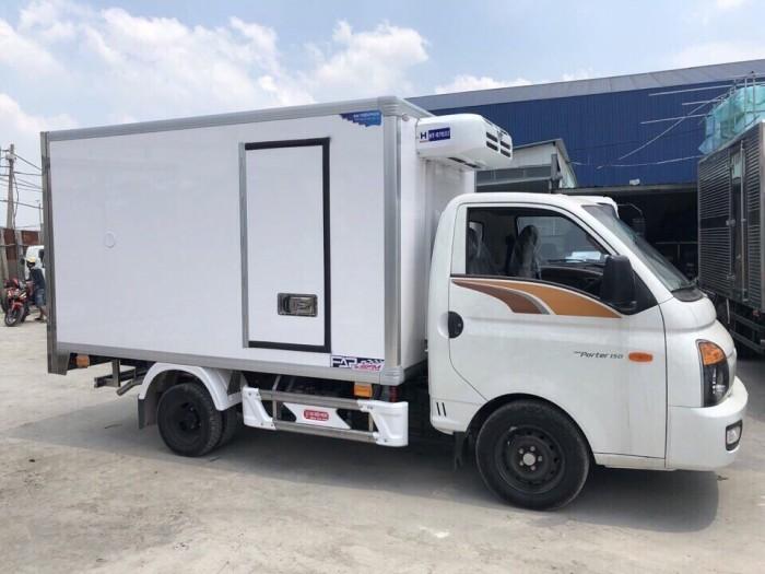 Xe Tải Hyundai New Porter H150 Thùng Đông Lạnh